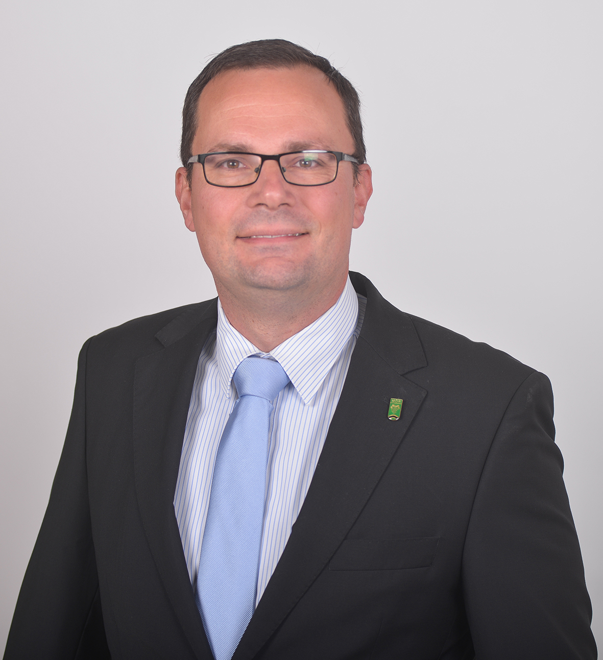 Dr. Istvánfalvi Dávid alpolgármester