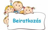 HIRDETMÉNY - Óvodai beiratkozás a 2020/2021-es nevelési évre
