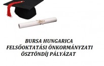 "Bursa Hungarica - ""B"" típusú pályázati kiírás"