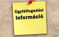 Tájékoztató