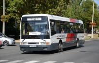 Autóbuszok menetrendjének változása