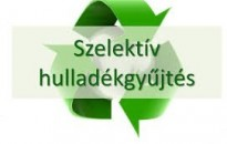 Szelektív hulladékgyűjtő edények osztása Felsődoboson