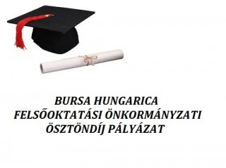 """Bursa Hungarica - """"A"""" típusú pályázati kiírás"""