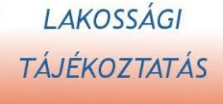 LAKOSSÁGI TÁJÉKOZTATÓ