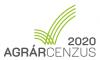 Agrárcenzus 2020 - Mezőgazdaságról a mezőgazdaságért